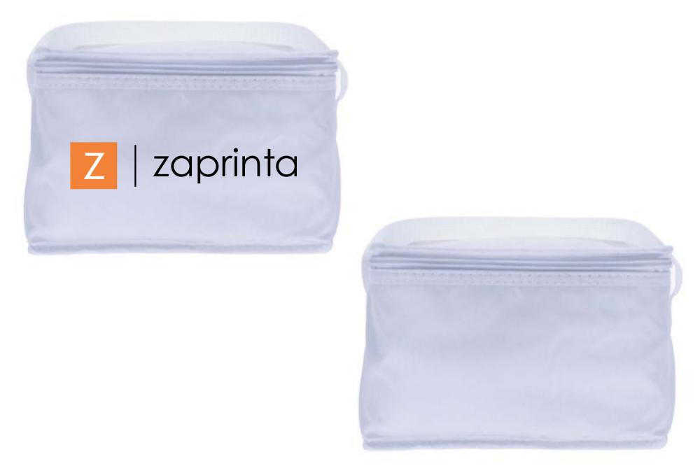 Sac isotherme personnalisé pour 6 cannettes - Beatriz - Zaprinta France