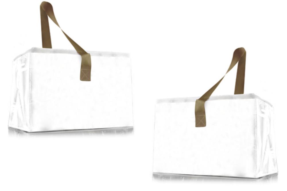 Sac isotherme de shopping persoonalisé - Guilherme - Zaprinta France