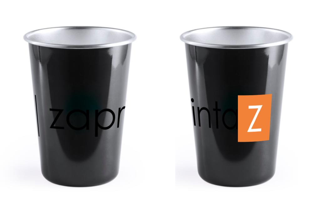 Gobelet inox personnalisé réutilisable 50cl - Sacramento - Zaprinta France